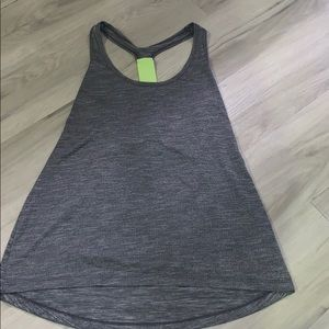Workout tank top